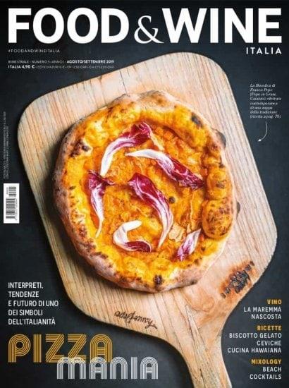 copertina FoodAndWine