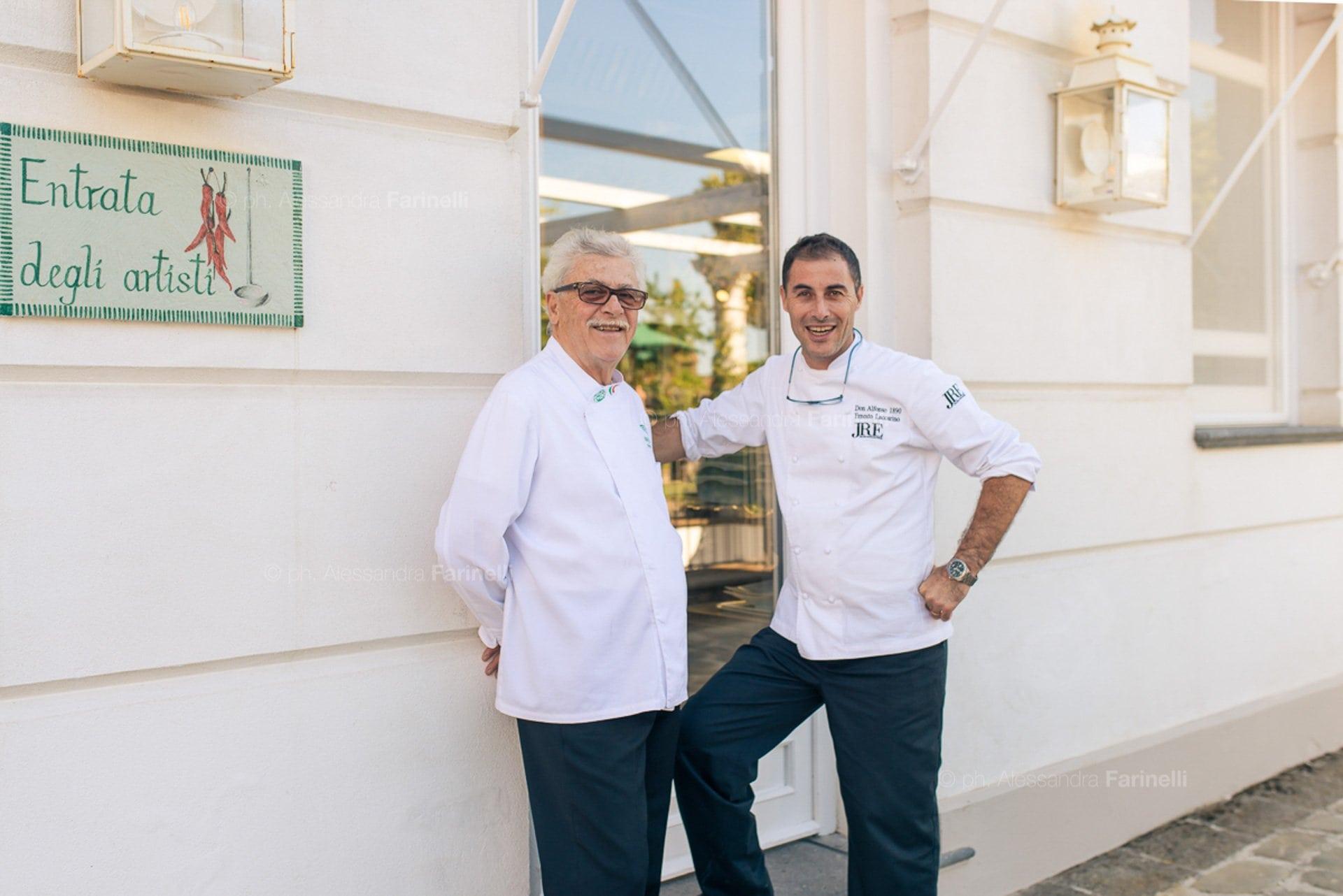 Alfonso ed Ernesto Iaccarino