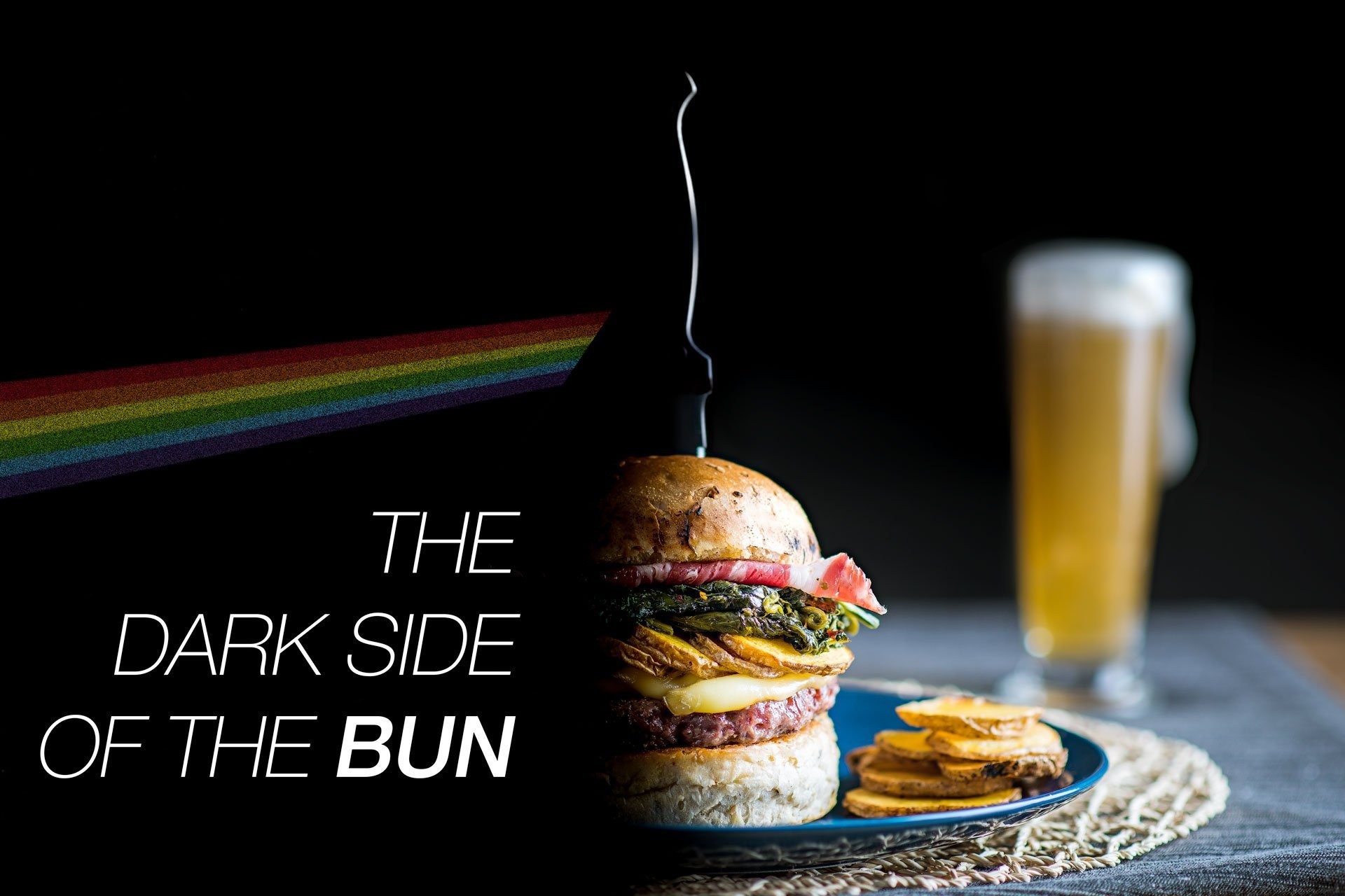 the dark side of the bun