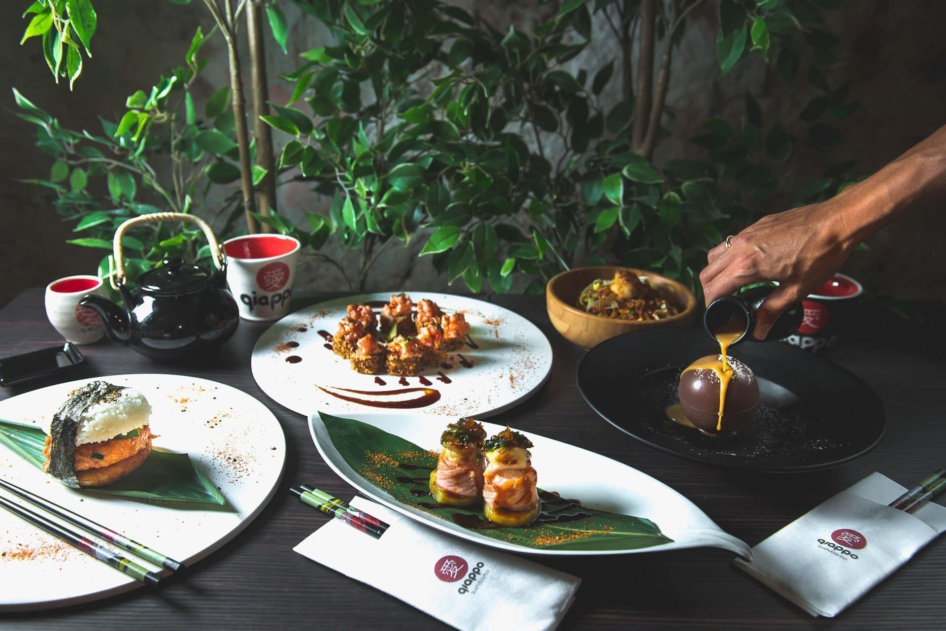foto sushi