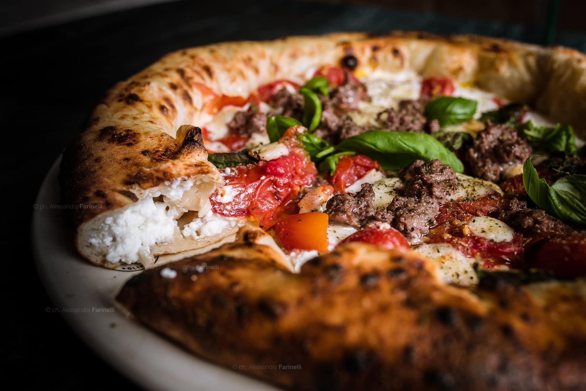 fotografo pizza