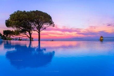 piscina Hotel Casesar Augustus