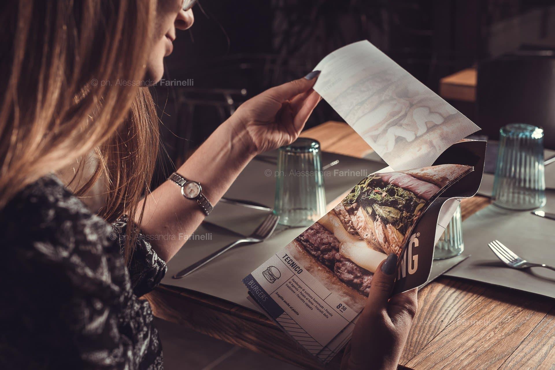 foto food con persone