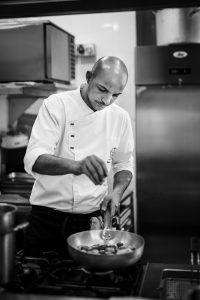 Fotoshoot Da Gigione in cucina