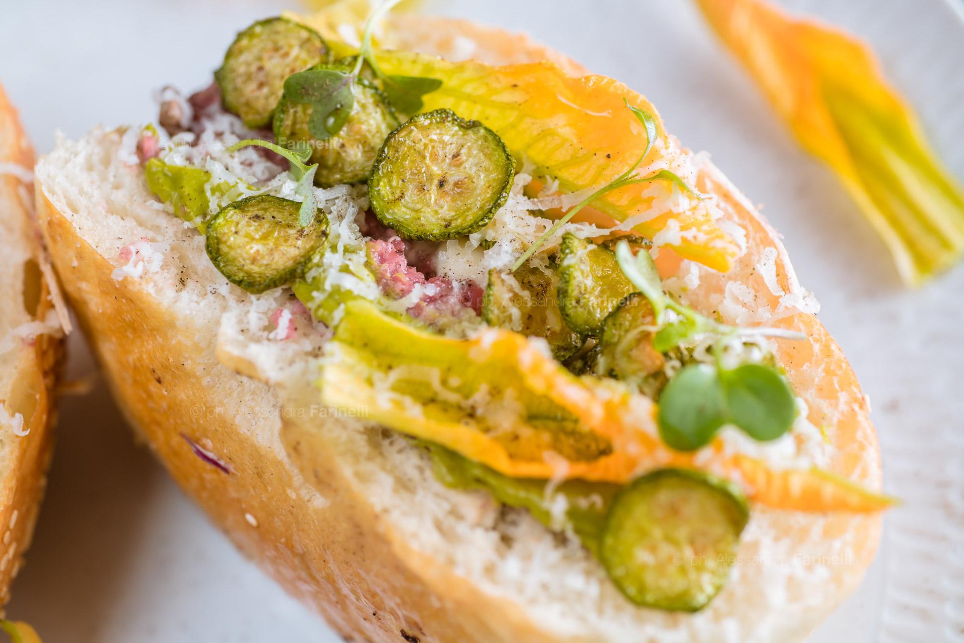 panino zucchine