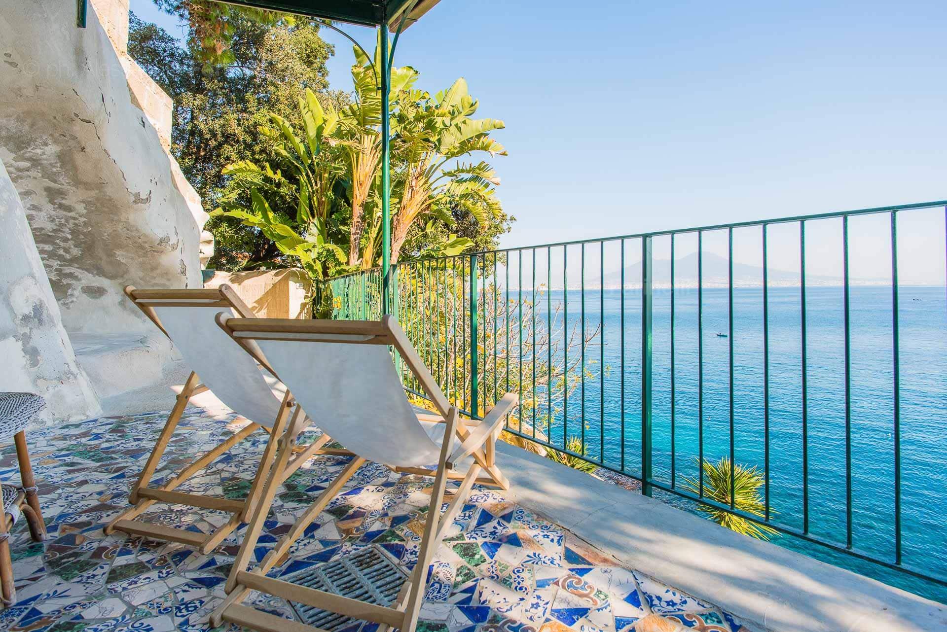 Foto villa Posillipo