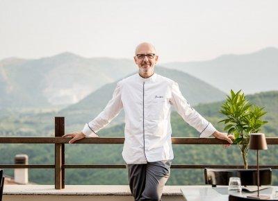 Ritratto Franco Pepe per Food&WIne