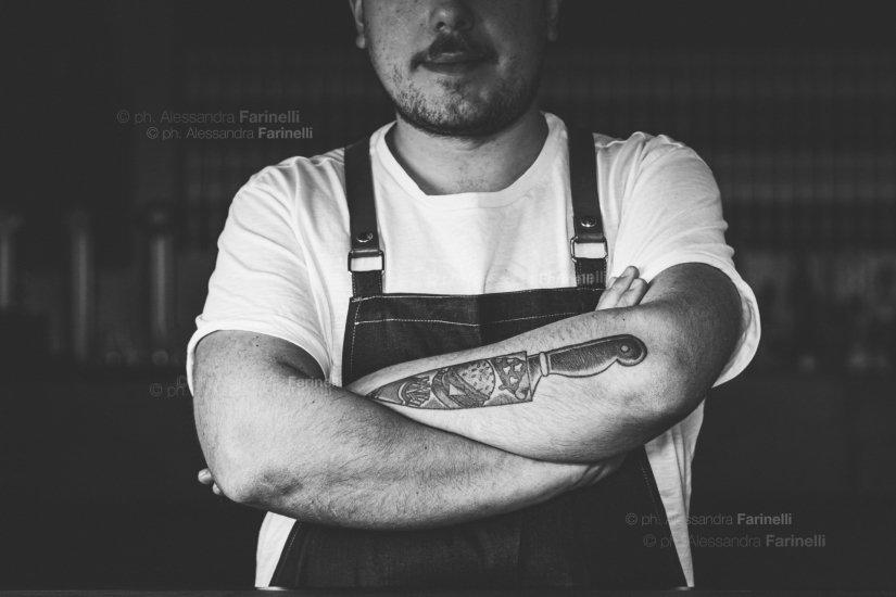 Fotografia Ritratto Chef